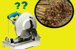 [Khám phá] Máy cắt sắt có thể cắt được gỗ không?